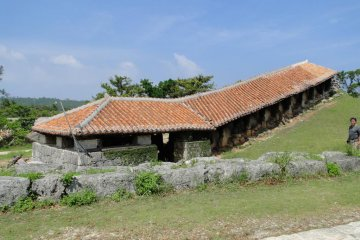 Yachimun no Sato's climbing kiln