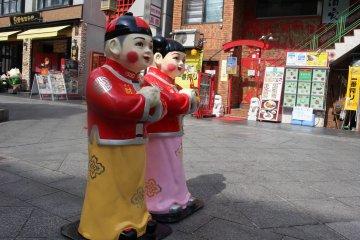 Nankinmachi - Kobe's Chinatown