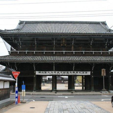 Senjuji in Tsu City
