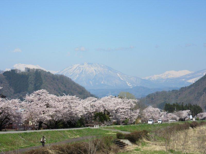Вид на горы в Юданаке
