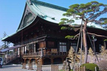 분쿄구 고코쿠지(護国寺)