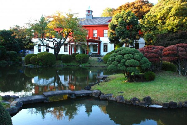 Koishikawa Botanical Garden Former Medical School Building