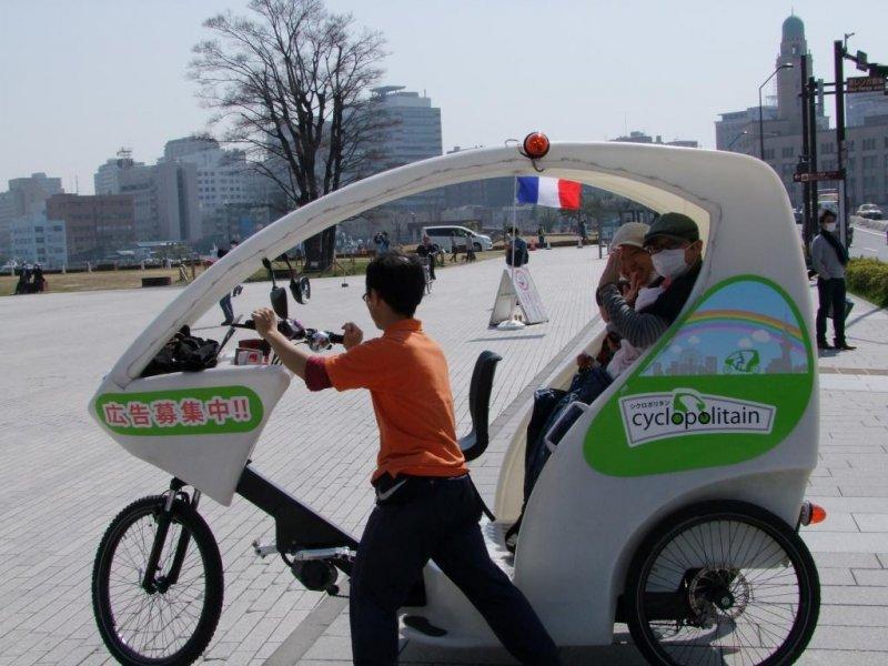택시는 천천히 움직여, 이동하면서 천천히 볼 수 있다