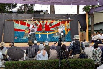Фестиваль Китаками Митиноку Гэйно
