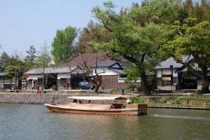 Horikawa boat cruises