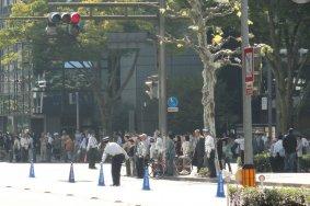 Festival Nas Ruas De Quioto