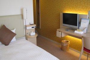 Стандартная комната в отеле