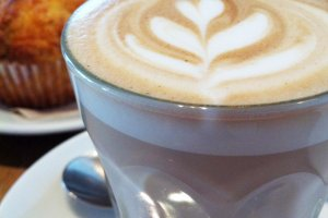 Caffe latte, ¥600