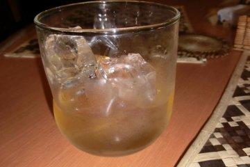 Sri Lankan spirits, tastes like ume-shu