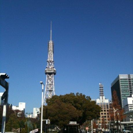 Nagoya's TV Tower