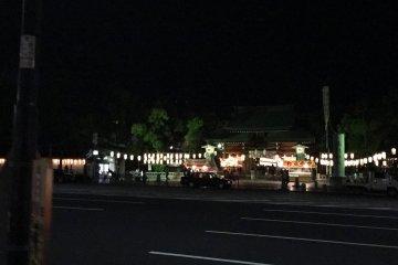 Храм Минатогава / Minatogawa Shrine