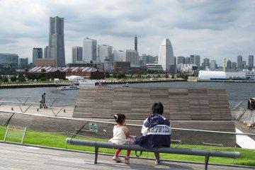 Выходной день в Йокогаме