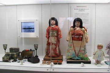 Историческая часть экспозиции