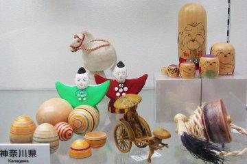 Куклы Канагавы