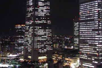 Вечерняя Йокогама