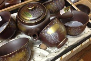 Elegant, functional and improves with age and use, Yokkaichi's famed Banko ware