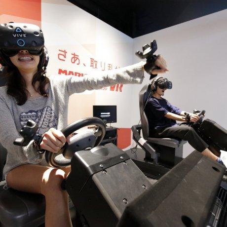 VR Zone Shinjuku [Đóng]