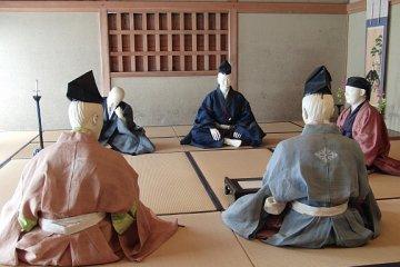 Samurai meeting