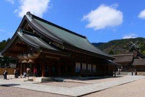 Святилище Идзумо Тайся