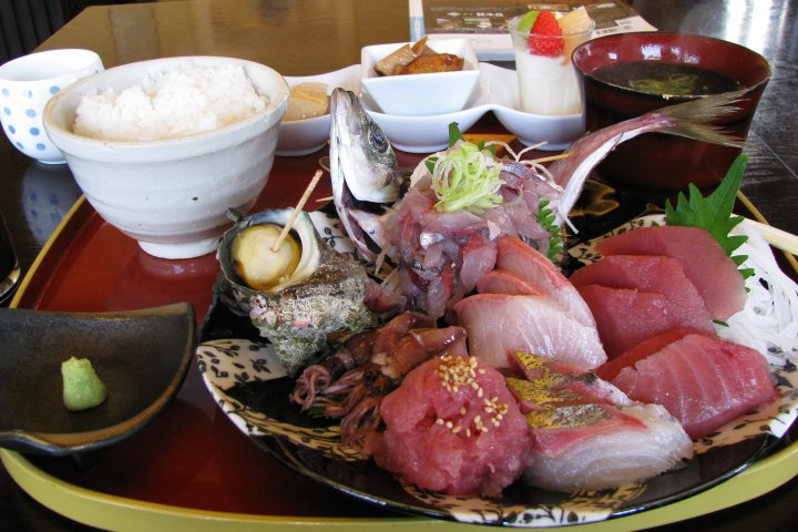 Курьёзы с едой в Японии