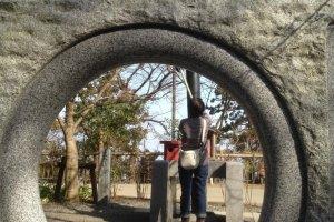 Steph Through the Wishing Circle