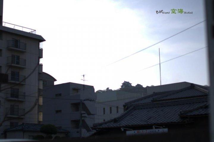 勝山(城山)at松山