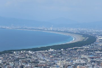 Coast of Numazu