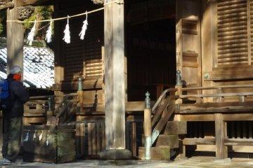 Đền Goryo-jinja ở Kamakura