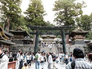 UNESCO World Heritage Site Shrines and Temples of Nikko