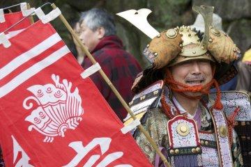 Heike warrior