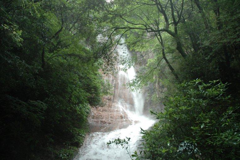 Waterfalls of Tsuwano
