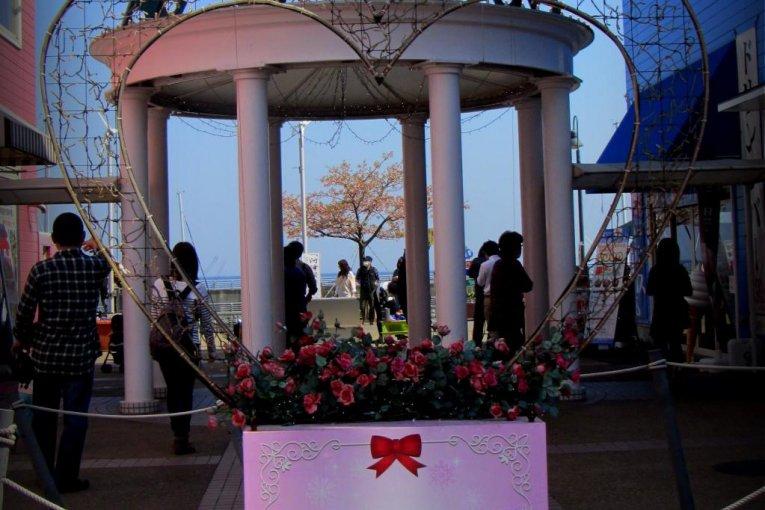 Marine Town ในอิโตะ