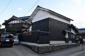 蔵のある村を歩く~福井・越前坂口