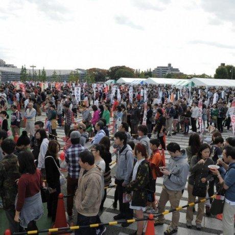เทศกาล Tokyo Ramen Show 2017