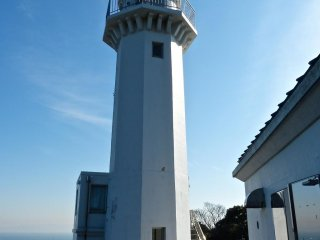 Kannon-zaki Lighthouse