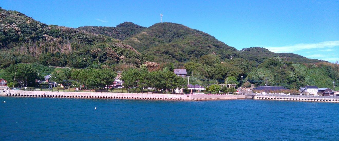 Oshima, Island of The Goddess