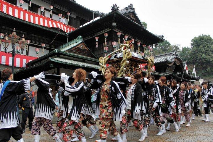 Festival Musim Semi Dogo