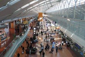 Ga Quốc nội của Sân bay Haneda