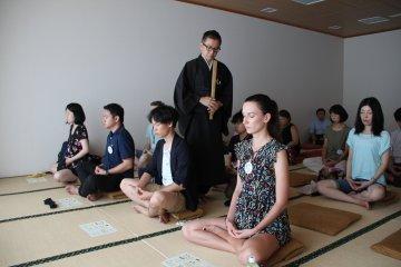 Shinagawa Culture: Gagaku and Zazen