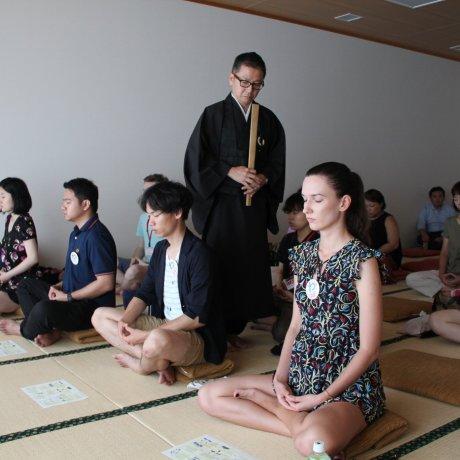 Shinagawa Culture: Gagaku and Zazen [Cancelled]