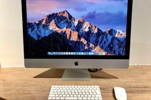 Anda dapat menggunakan empat buah komputer desktop mac yang tersedia dengan gratis