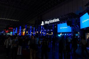PlayStation no evento de 2018