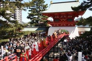 Shimonoseki Kaikyo Festival