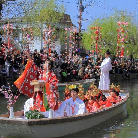 Festivals du printemps à Fukuoka