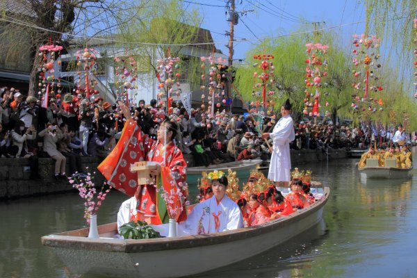 Spring Festivals in Fukuoka Japan Travel Japan Tourism Guide and
