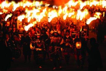 Festivals du printemps à Nagasaki