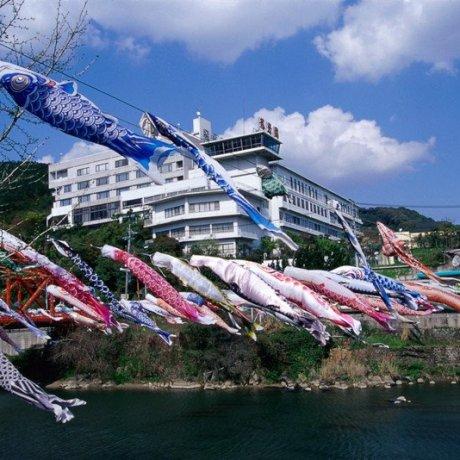 Festivals du printemps à Saga