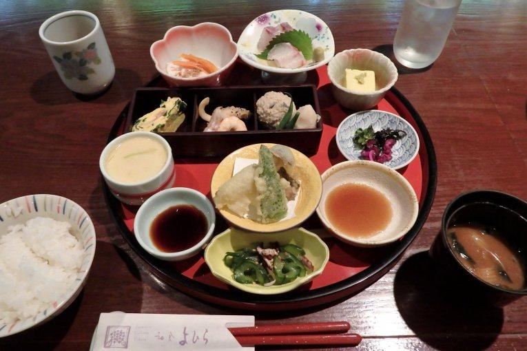 Nhà hàng Washoku Yohira