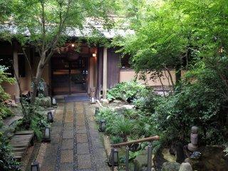 สวนของร้าน