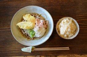 福井・越前町 蕎麦屋「だいこん舎(や)」